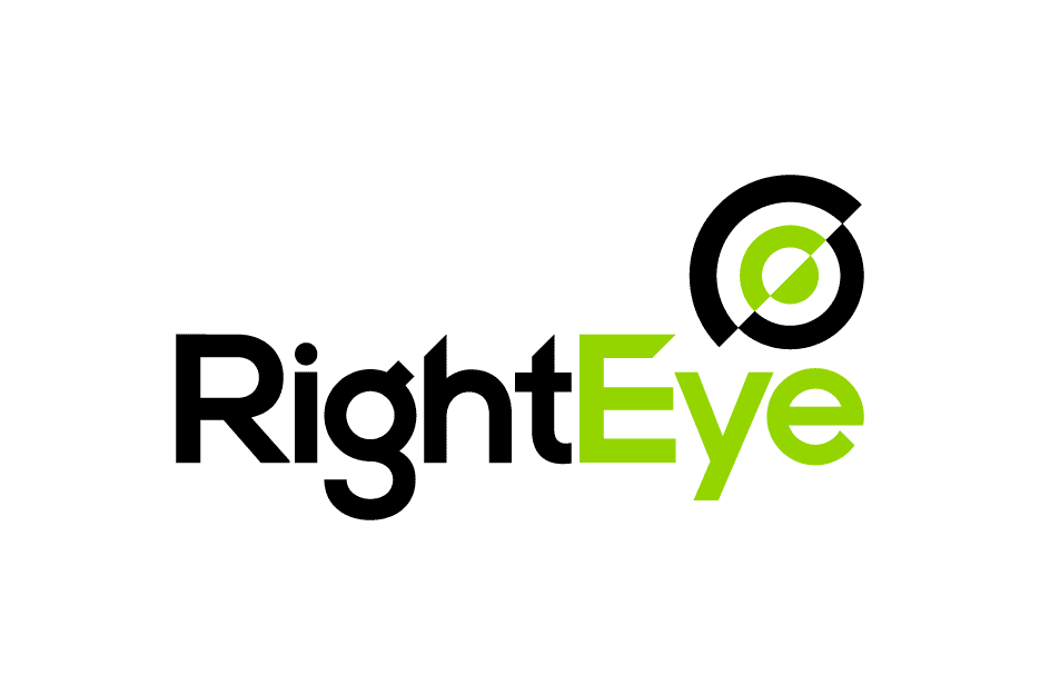 right eye tracking test