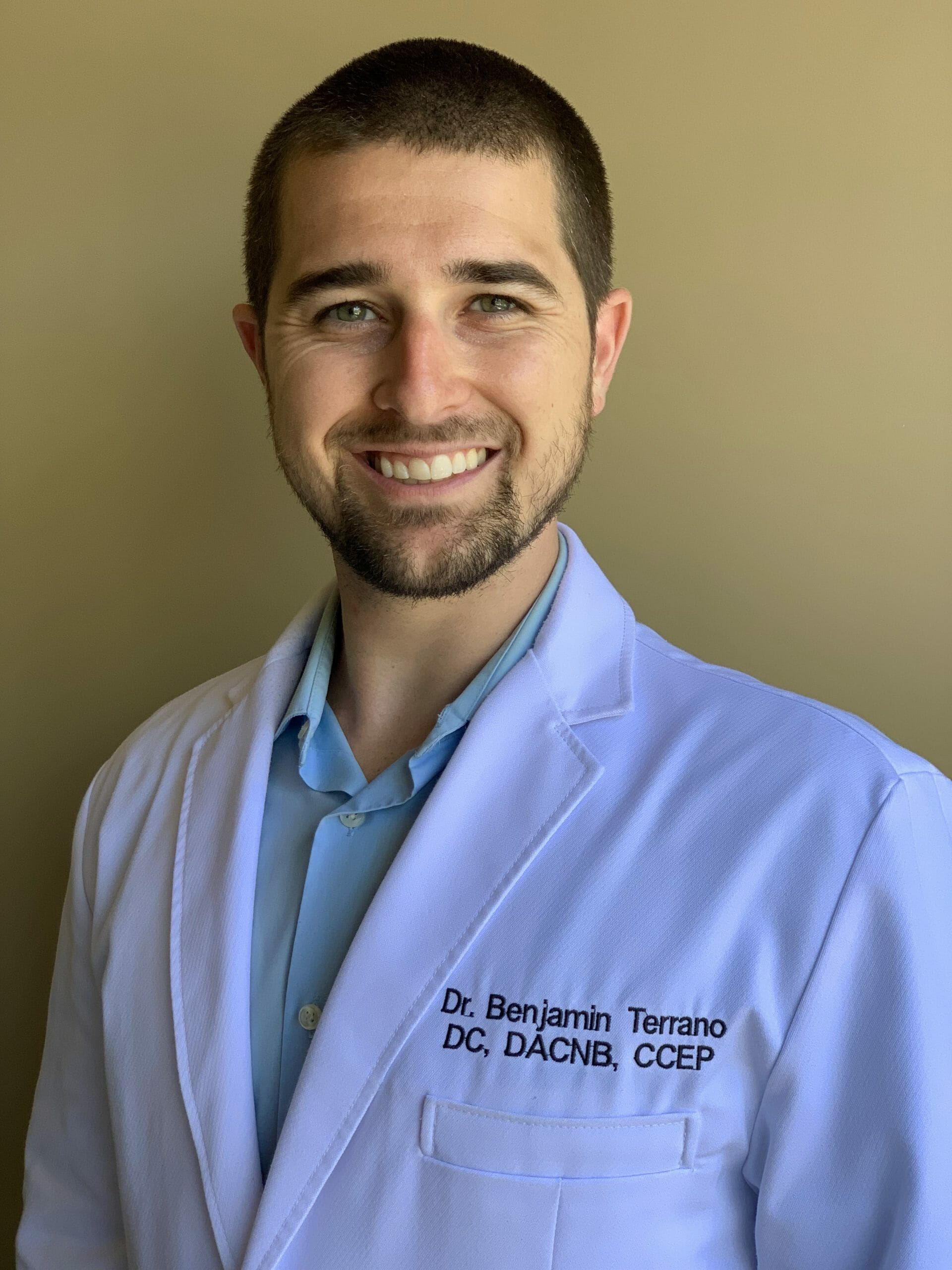 Dr. Benjamin Terrano DC, DACNB, CCEP