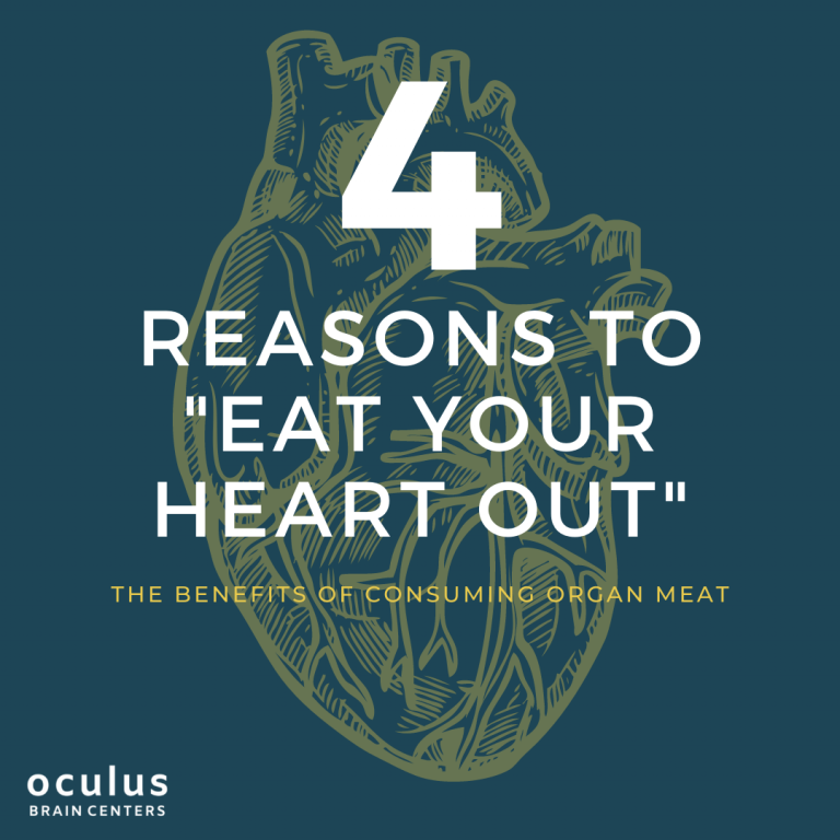 4 Reasons To Eat Your Heart Out! The Benefits of Consuming Organ Meats 1